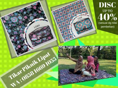 Diskon Karpet Piknik